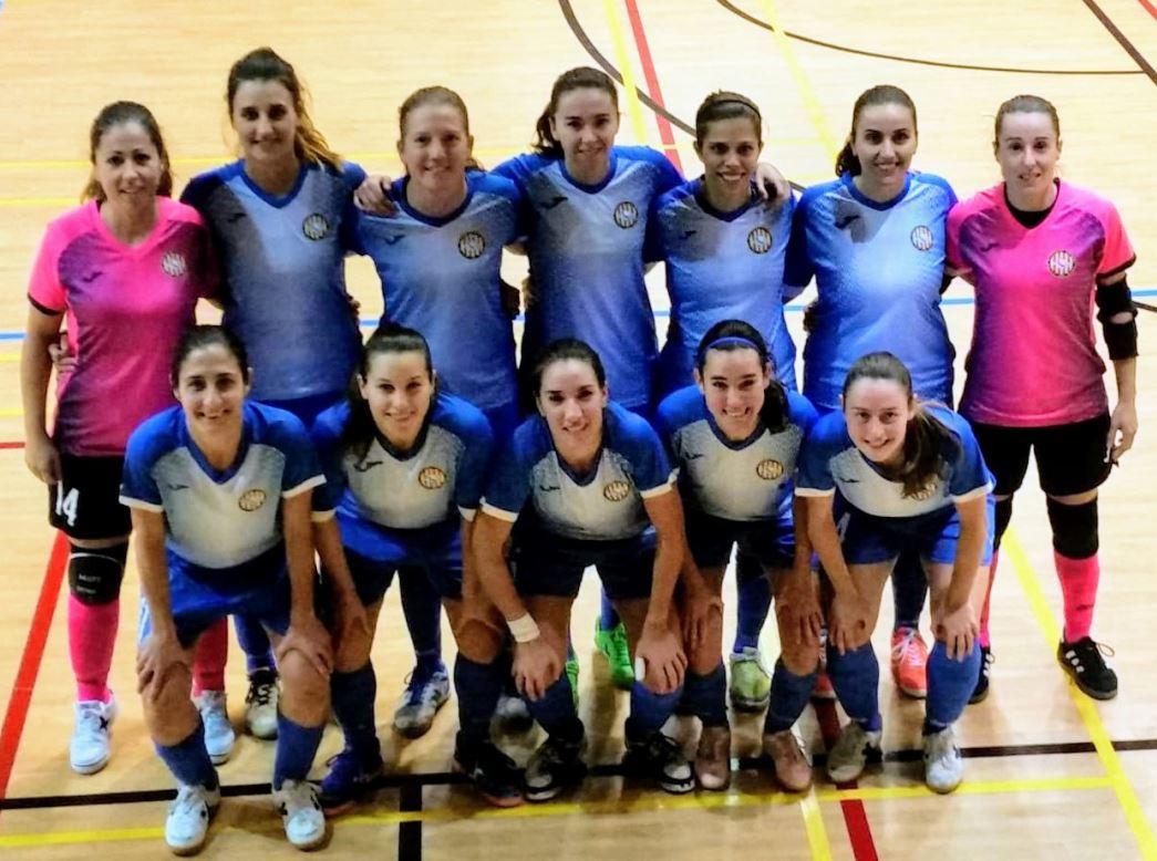 Previa: Xaloc Alacant - AD Alcorcón FSF. Jornada 22ª. 1ª Div. Fútbol Sala Femenino