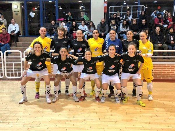 Crónica: FSF Móstoles - CD Leganés FS. Jornada 13ª. 1ª División Fútbol Sala Femenino