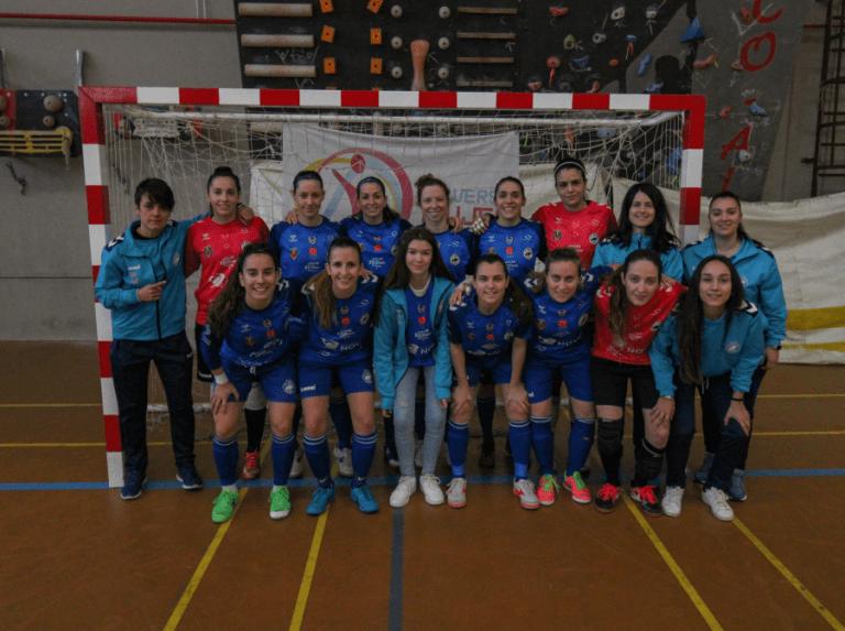 Crónica: Red Star's Zaragoza - Bisontes Castellón FSF. Jornada 17ª. 2ª División. Grupo 2º