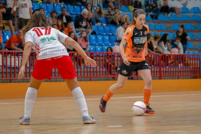 Previa: C.D. Leganés F.S. - Pescados Rubén Burela F.S. Jornada 20ª. 1ª Div. de Fútbol Sala Femenino
