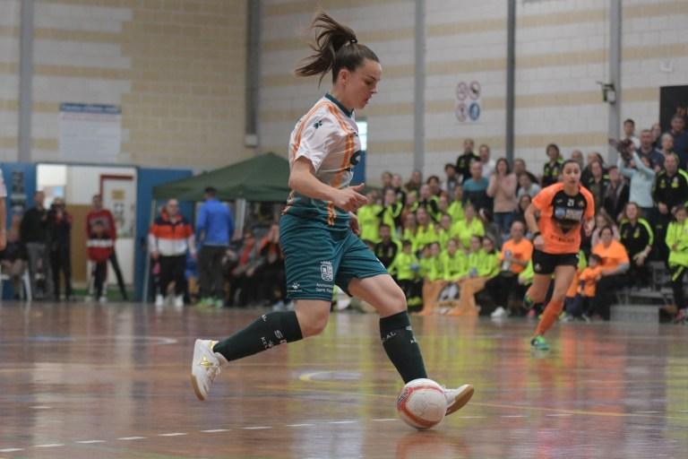 Crónica: STV Roldán - Pescados Rubén Burela. Jornada 22ª. 1ª Div. Fútbol Sala Femenino