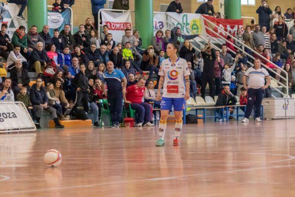 Lioba Jugadora de Sala Zaragoza