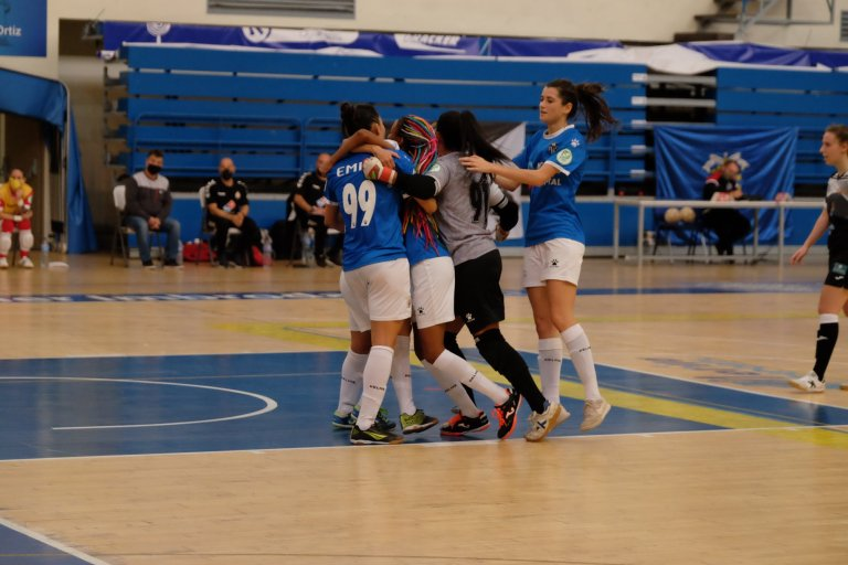 El MSC Torreblanca Melilla disputa dos partidos de liga en tres días