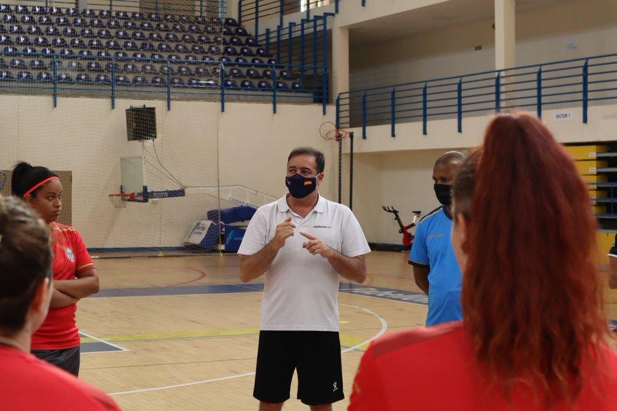 """Rafael Torreblanca: """"A 12 días de empezar la competición y todavía no sabemos si el calendario definitivo"""""""