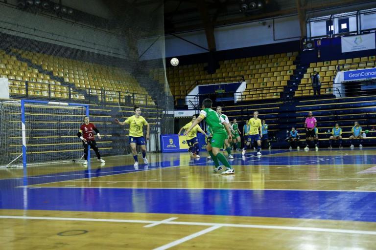 Previa del Partido: STV Roldán - Gran Canaria Teldeportivo