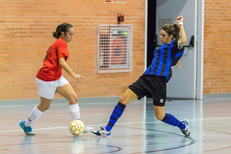 Crónica del Partido: Intersala B - CEF Hispanic Valencia Esport