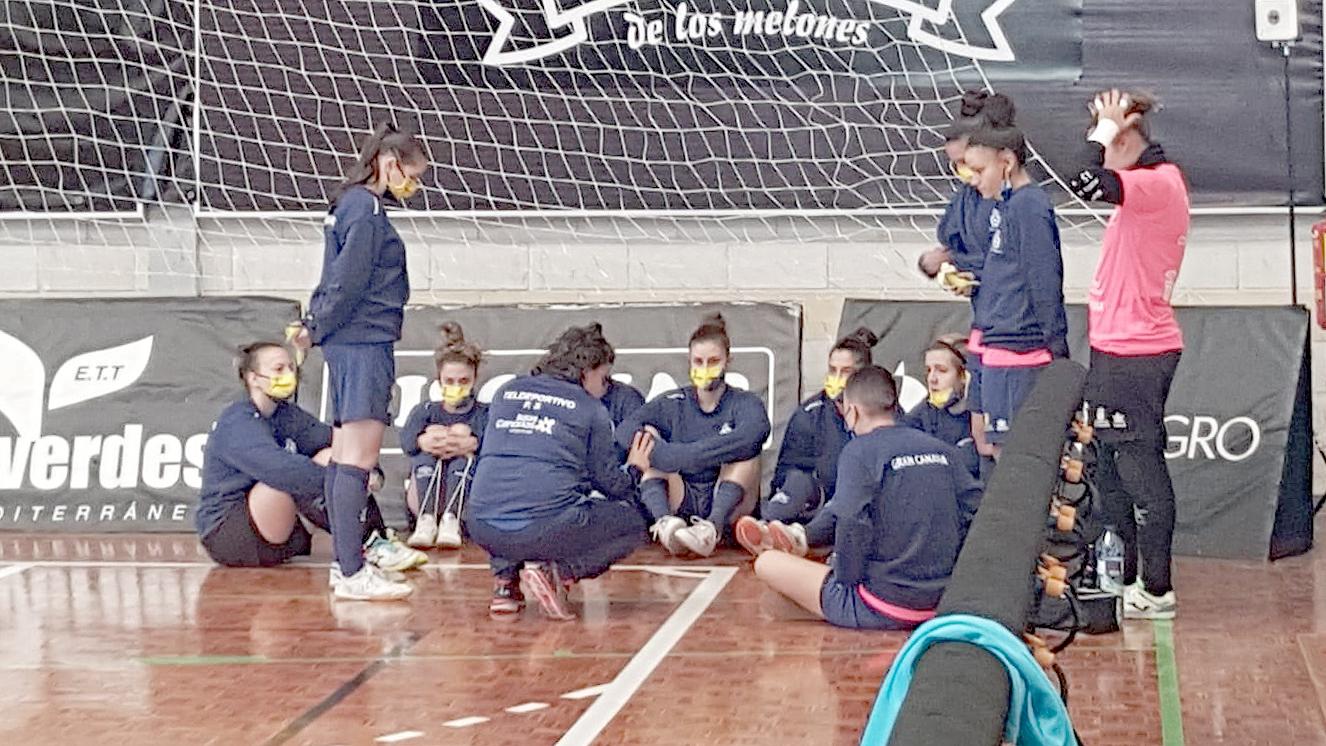 Previa del Partido: Gran Canaria Teldeportivo - STV Roldán