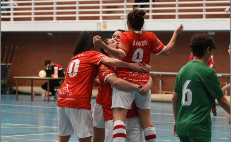 """Crónica del Partido: Colme Futsal - Futsi Atco. Navalcarnero """"B"""""""