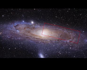 Andromeda en Super Alta Resolucion