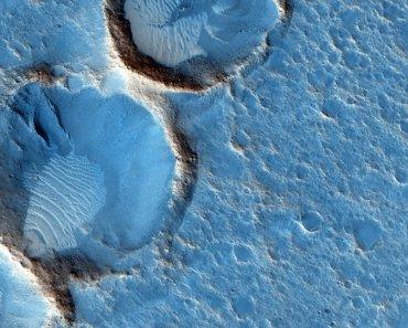 El lugar de aterrizaje del Ares 3: revisitando Marte