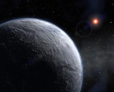 Acercándose a Plutón