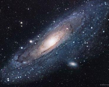 M31: la galaxia de Andrómeda