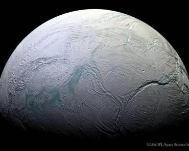 El supuesto océano global de Enceladus