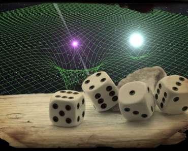 Confirmado el mayor temor de Einstein: Dios juega a los dados