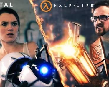 Mira este creativo video de Half-Life vs Portals.