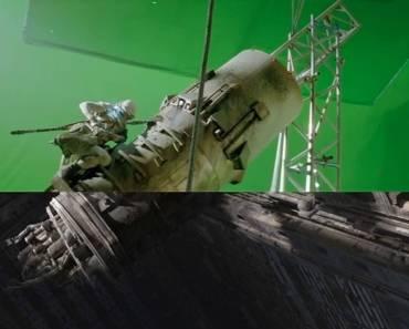 La magia de los efectos especiales de Star Wars