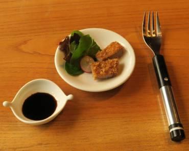 Este Tenedor eléctrico simula sal en tus comidas
