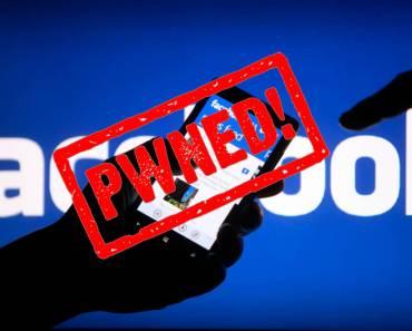 Bug permitía a cualquiera cambiar tu contraseña de Facebook