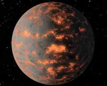 Cancri 55 e: patrones del clima en un mundo de lava