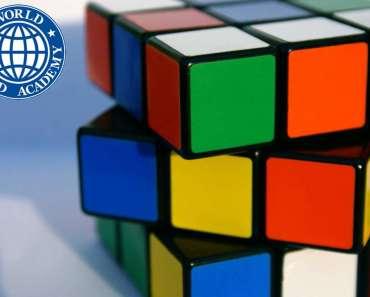 Debes verlo sin pestañear: Rubik resuelto en 0,637 segundos.