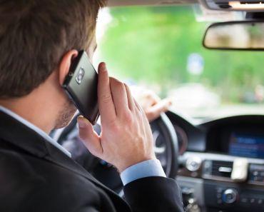 En UK estudian bloquear la señal del móvil en los vehículos