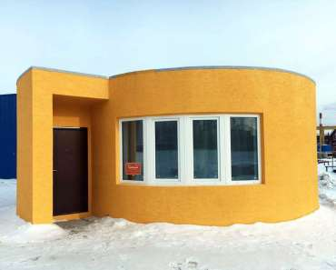 Casas impresas en 3D: Rápido, barato y cool.
