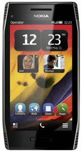 Nokia X7, symbian Belle