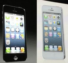Iphone 5, nuevas imagenes iphone 5