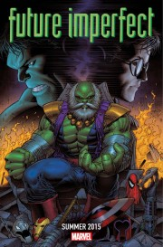 Marvel teaser 12 Futuro Imperfecto