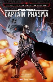 Portada de Captain Phasma #1