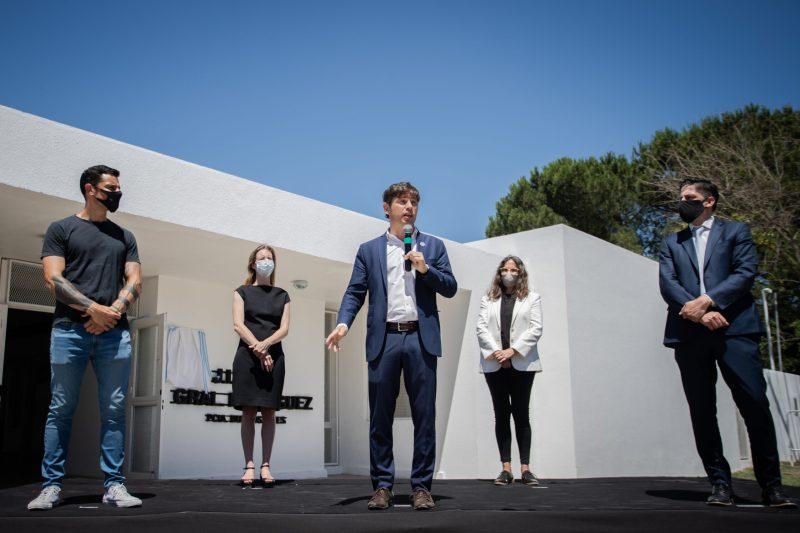 Kicillof inauguró dos jardines de infantes en General Rodríguez - Zona  Norte Diario Online