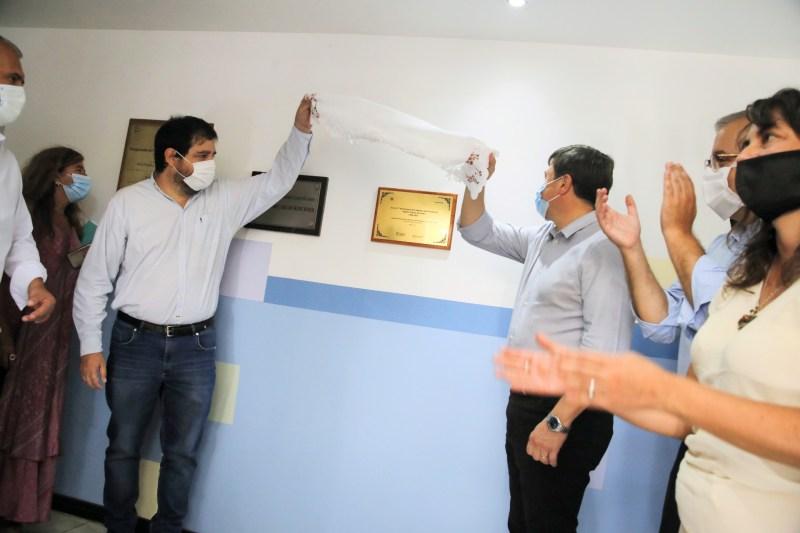 Moreira y Arroyo reinauguraron el Centro Integrador Comunitario de Villa Zagala - Zona Norte Diario Online