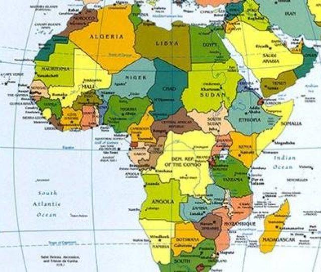 Letak Geografis Benua Afrika Beserta Kondisi Dan Pengaruhnya