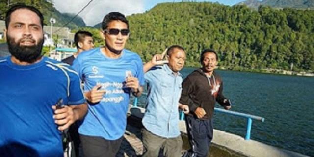Kampanye di Bengkulu, Sandiaga Janjikan Beasiswa S1 hingga S3