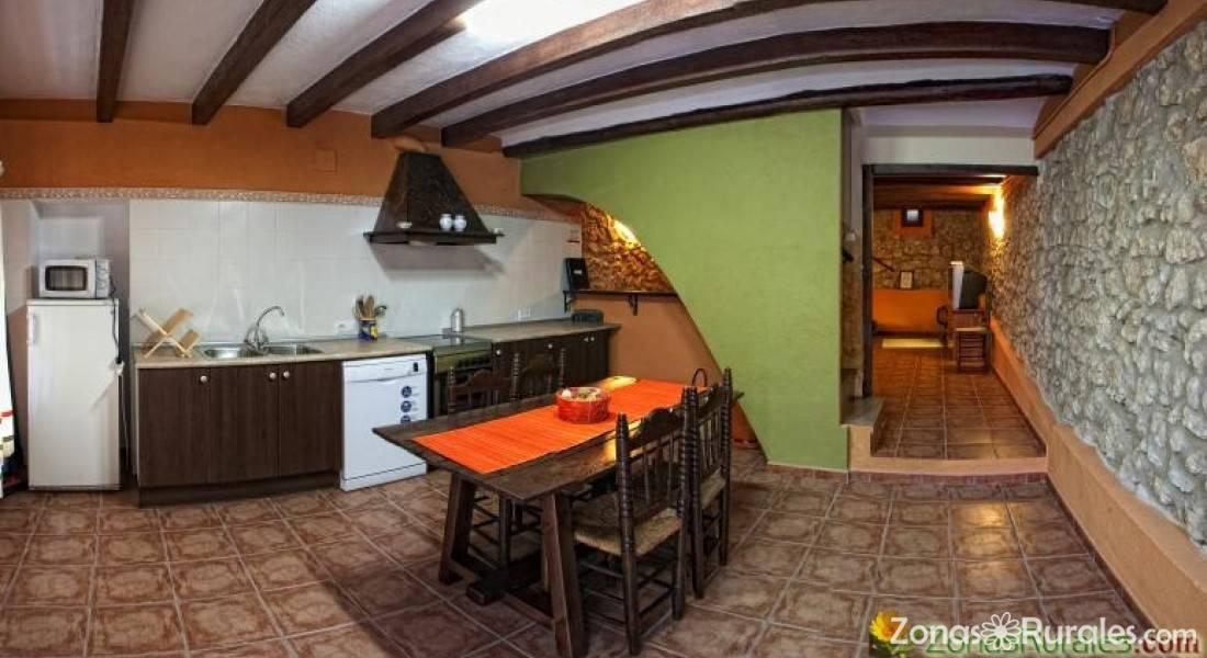 Casa Rural Angelita  Casa Rural en Rossell Castelln