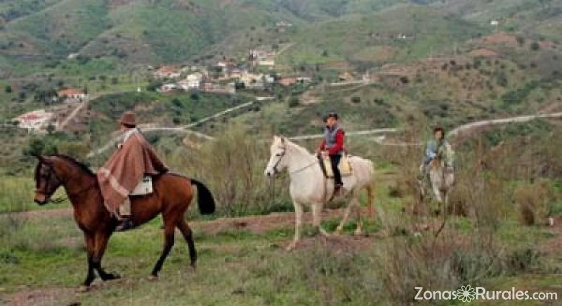 Casas Rurales La Huerta  Casa Rural en Campanillas Mlaga