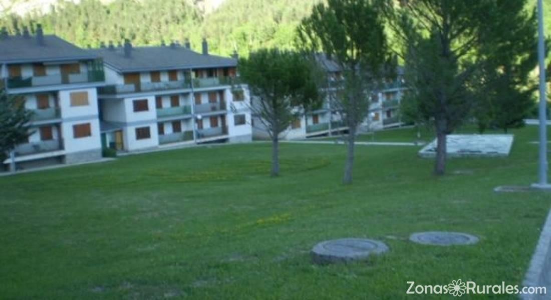 Apartamento Maladeta  Apartamentos Rurales en TorlaOrdesa Huesca