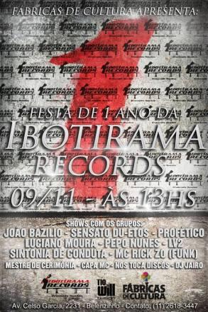 1Ano-Ibotirama Records