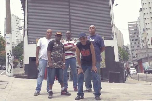 Região Abissal - O primeiro disco de um grupo de rap nacional