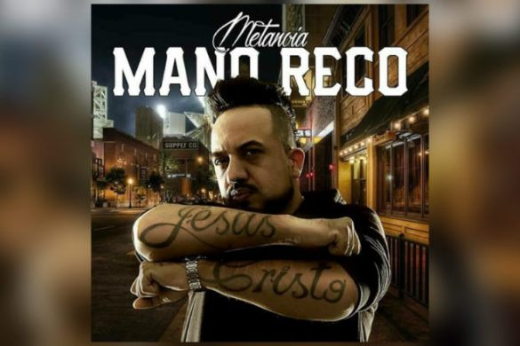 Mano Reco - Metanóia [CD]