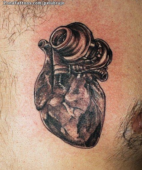 Tatuajes Y Diseños Mecánica