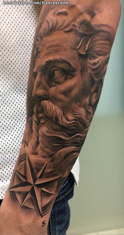Tatuajes Y Diseños De Zeus