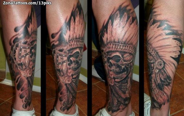 Más De 3000 Tatuajes De Calaveras O Cráneos Diseños Y Tatuajes