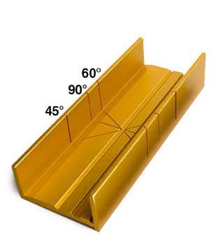 Miter Boxes and Sets Template37 240 Thin Slot Miter Box - 37-240 Thin Slot Miter Box  37-240 Thin Slot Miter Box - miter-boxes-and-razor-saw-sets, razor-saws-miter-boxes, miter-boxes-mitre-box-sets