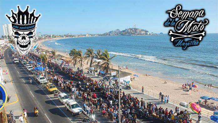 Legendaria Semana de la Moto | Eventos en Mazatlán, Sinaloa. Fiestas  Mexicanas en 2021 | ZonaTuristica