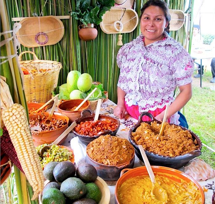 La cocina tradicional mexicana de Michoacn