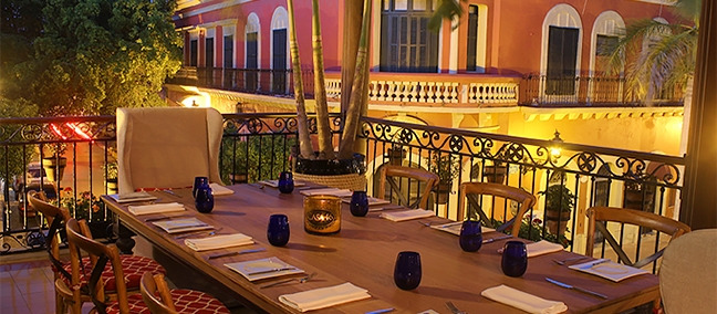 Restaurante Casa 46 , Mazatlán, Sinaloa, México