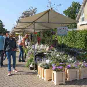 Marktkraam van 4 meter (incl BTW)