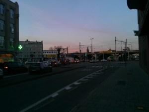 Dampoort 29/01/2014