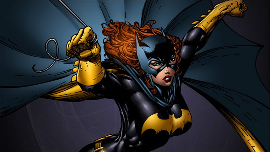 batgirl, The Batgirl of it all., Zone 6